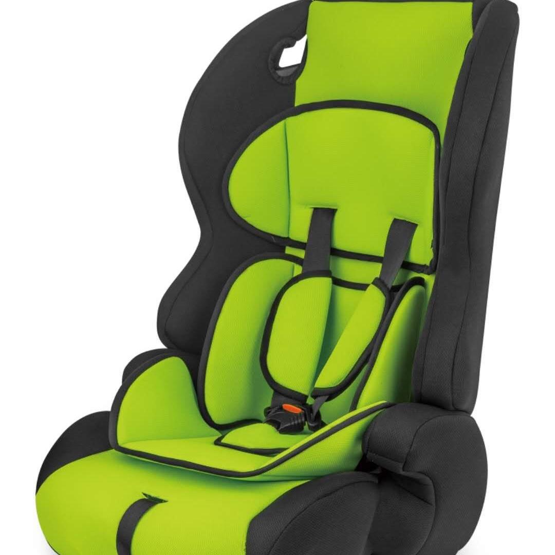 儿童安全座椅绿色汽车用品 / 安全/应急/自驾 / 汽车儿童安全座椅