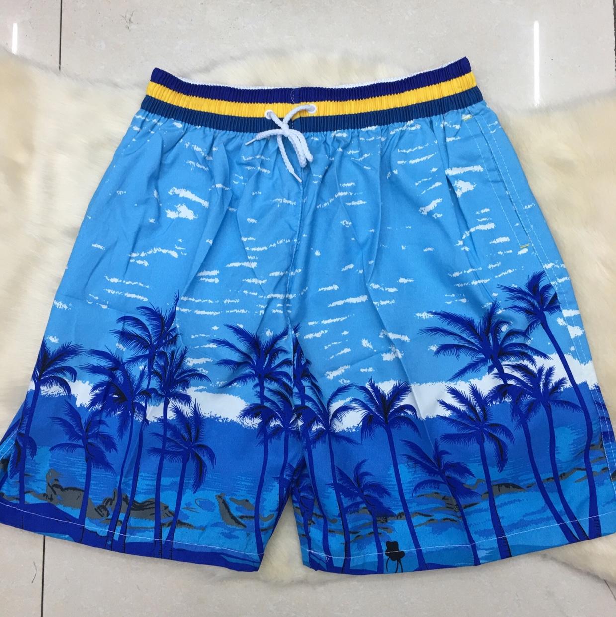 新款时尚百搭休闲男士沙滩裤