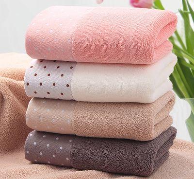 毛巾纯棉成人洗脸洗澡家用全棉男女帕柔软吸水不掉毛批发