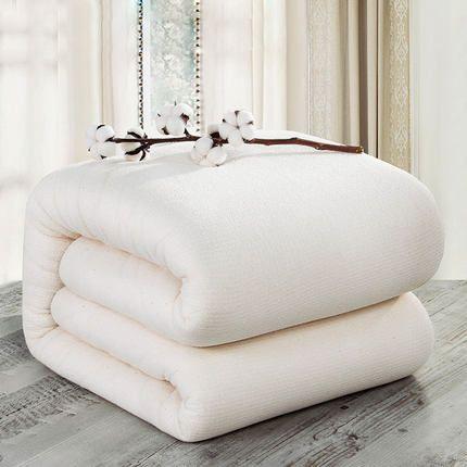 加厚保暖冬被新疆棉花被春秋被子学生宿舍棉被褥子四季棉胎