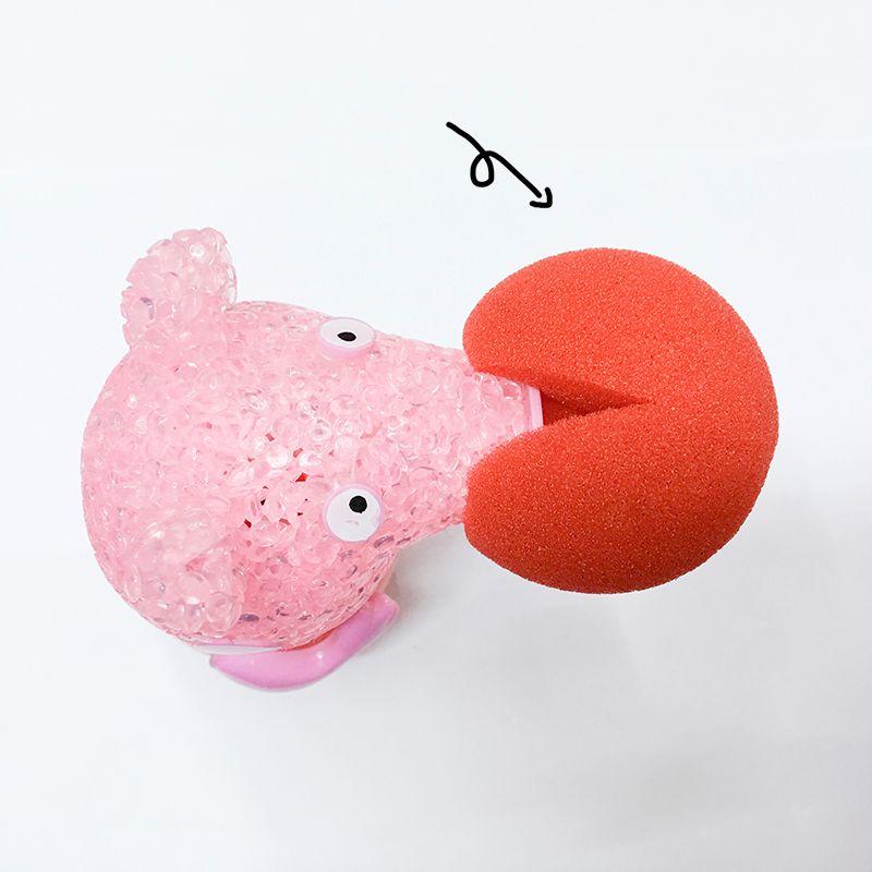 儿童表演摄影活动泡沫鼻子 舞会派对海绵球道具 小丑鼻子红鼻子