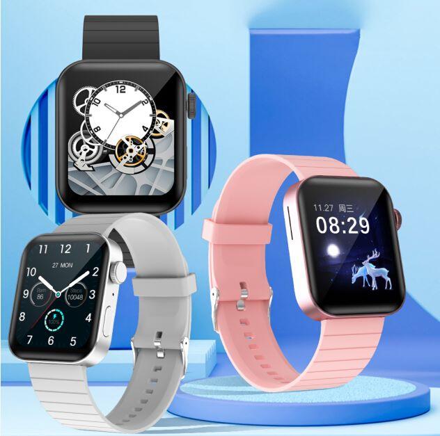 智能手表smart watc插卡手表蓝牙通话心率监测跨境爆款手表手机