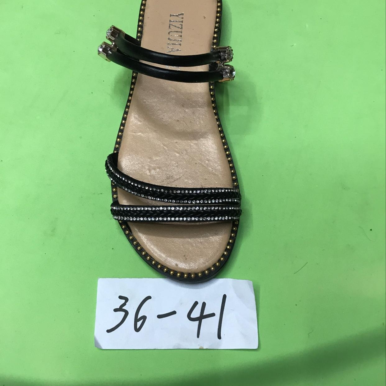 时尚女士凉鞋十一