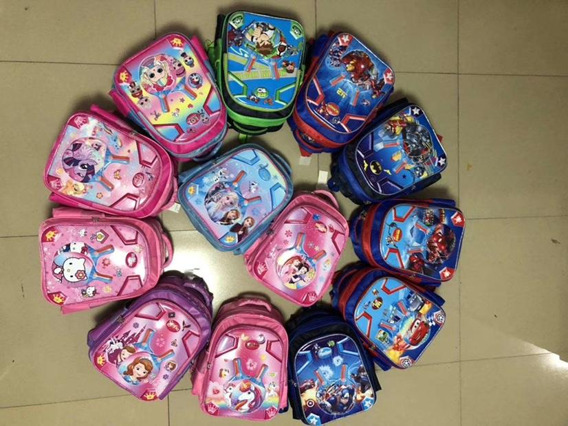 新款书包学生背包旅行包双肩背包减负超轻大容量