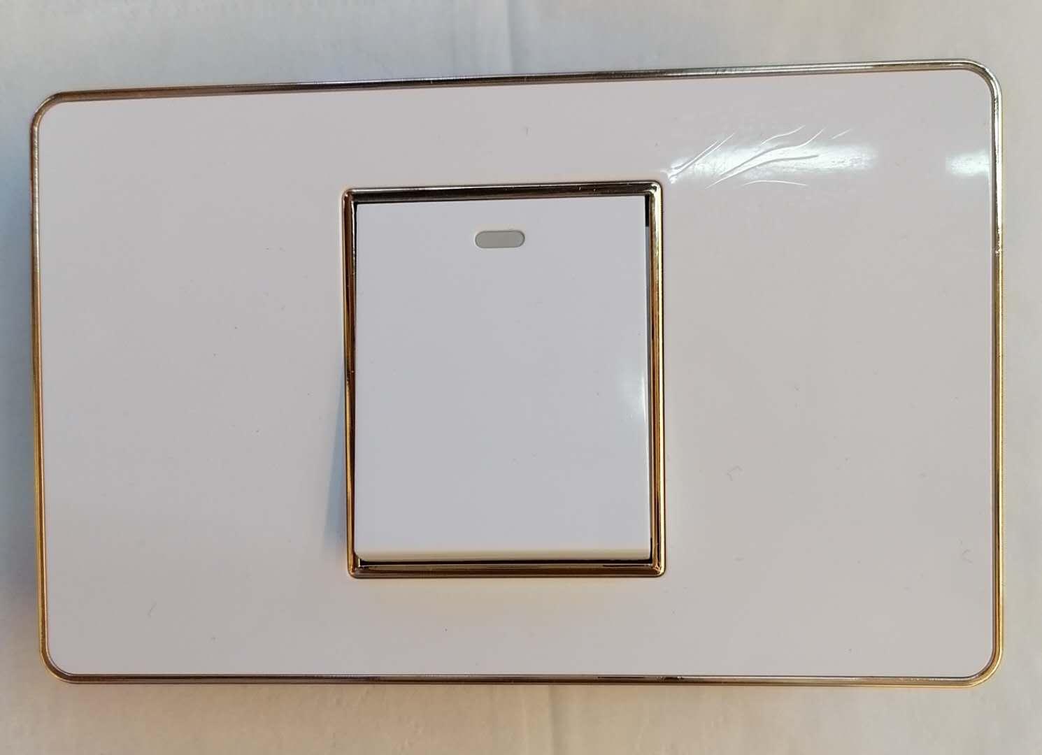 开关插座开关面板家用墙壁式电源插座面板多孔空调插座墙壁