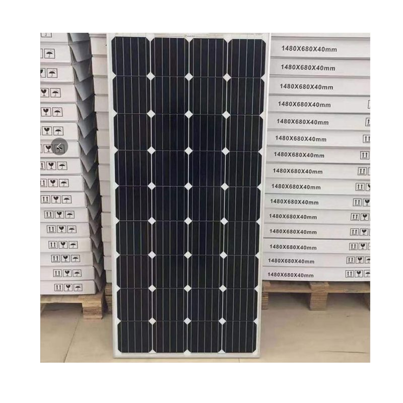 150W单晶太阳能板150W mono solar panel