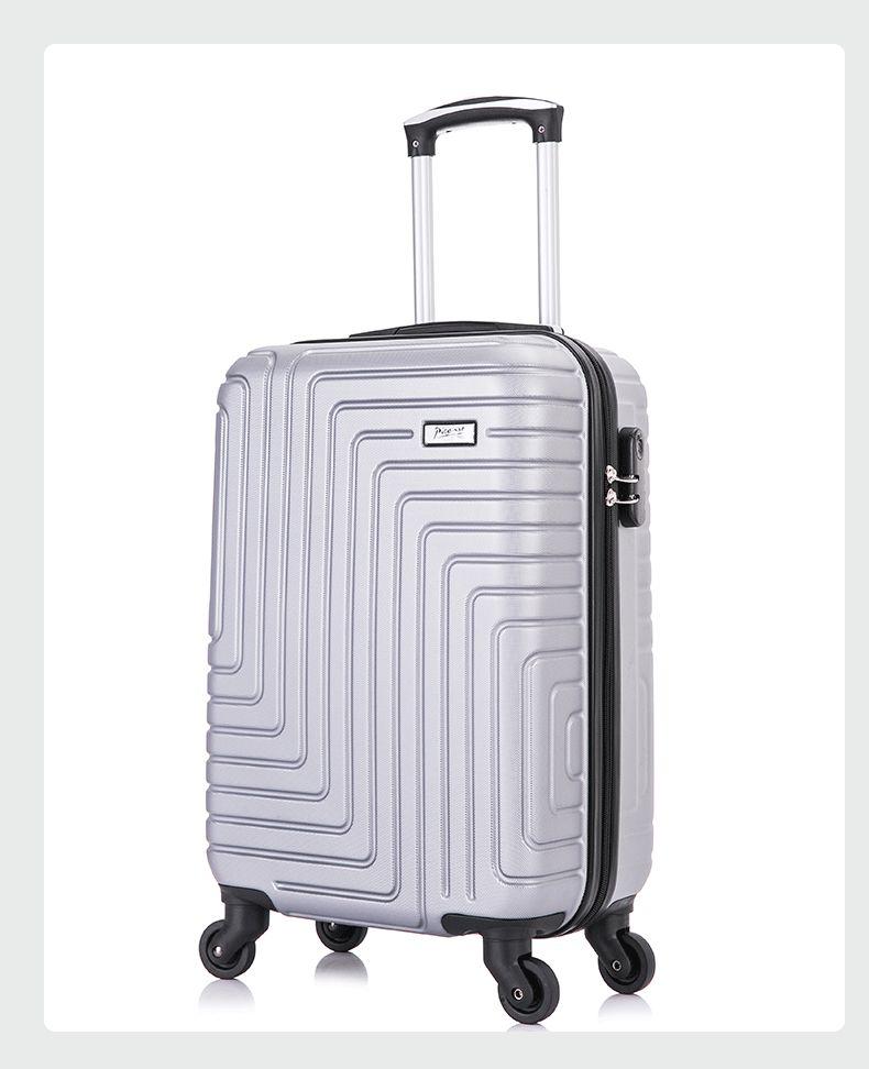 麦吉毕卡索旅行箱行李箱万向轮女男出差密码BKS-190616拉杆箱20寸