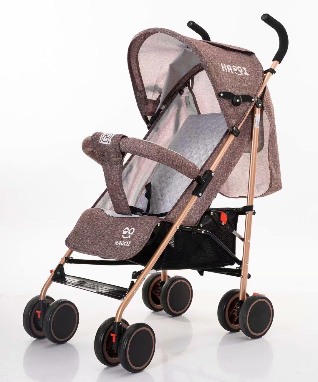 儿童手推车伞车可坐可躺可折叠轻便携带婴儿车