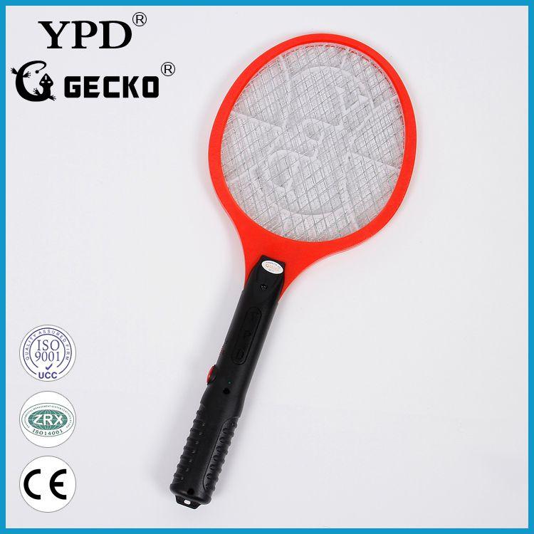 YPD一拍得LTD-216出口充电式中号电蚊拍21*51CM
