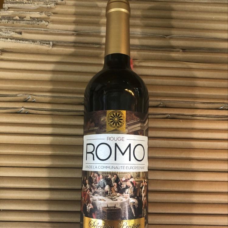 法国进口原瓶原装红酒诺梦珍酿干红葡萄酒宴会酒750ml