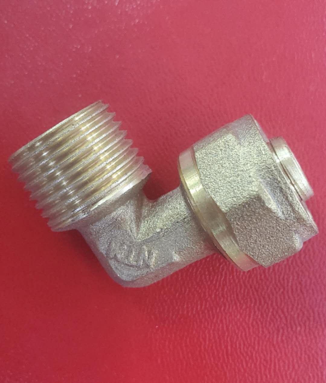 铜铝塑管接头