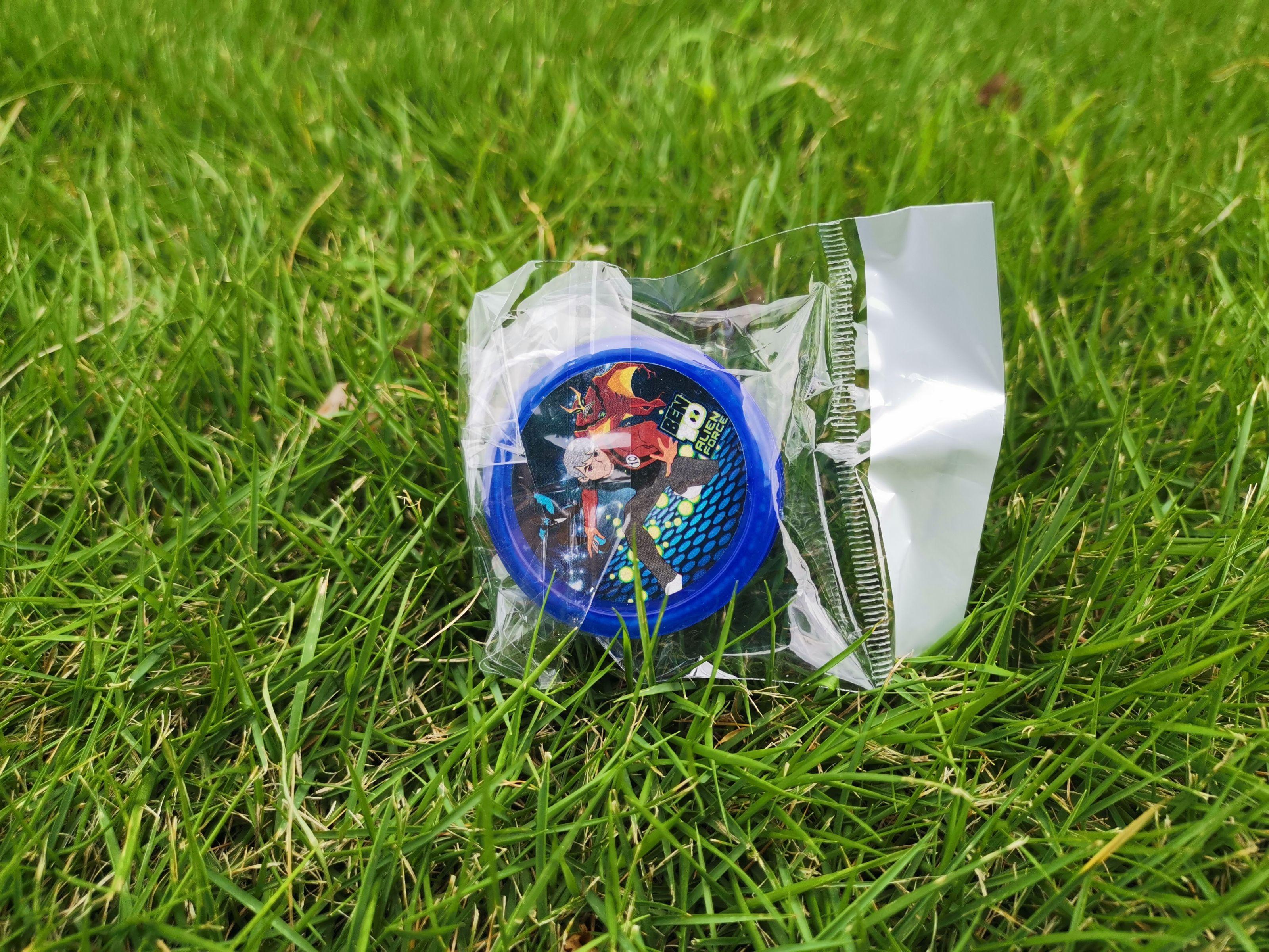 儿童玩具发光溜溜球 炫光悠悠球男女孩金属牵引 孩子生日礼物