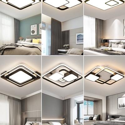 现代正方形吸顶灯