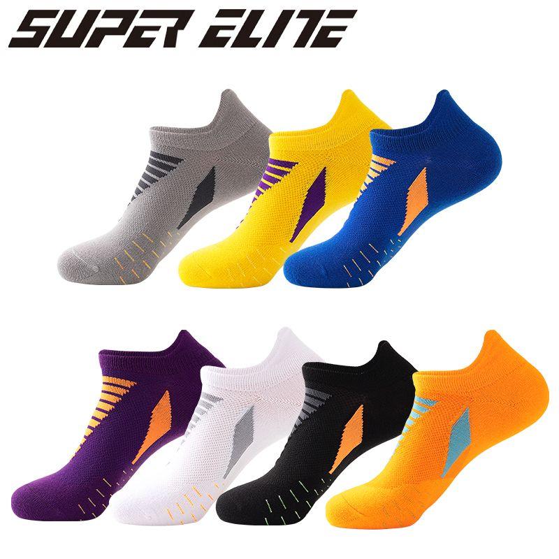 男士跑步运动健身袜子
