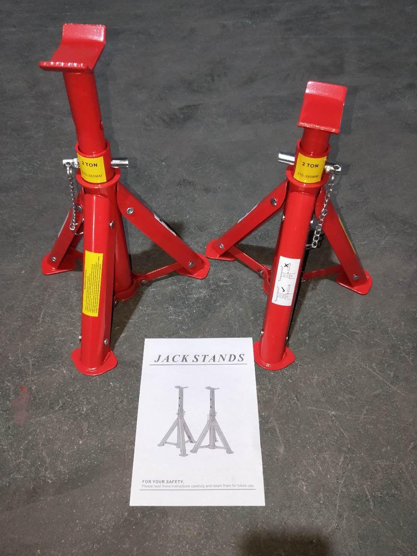正浩五金折叠支架安全支架汽车维修支撑换胎工具