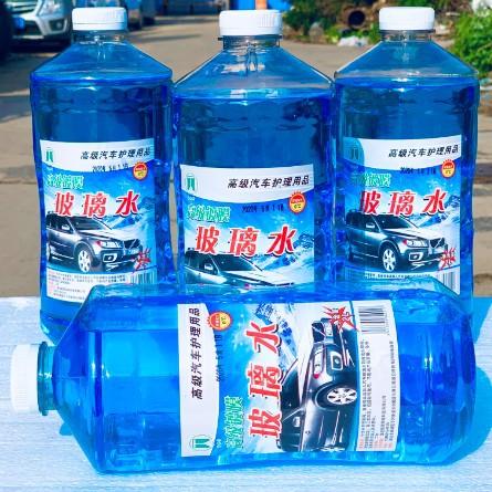 玻璃水2L装