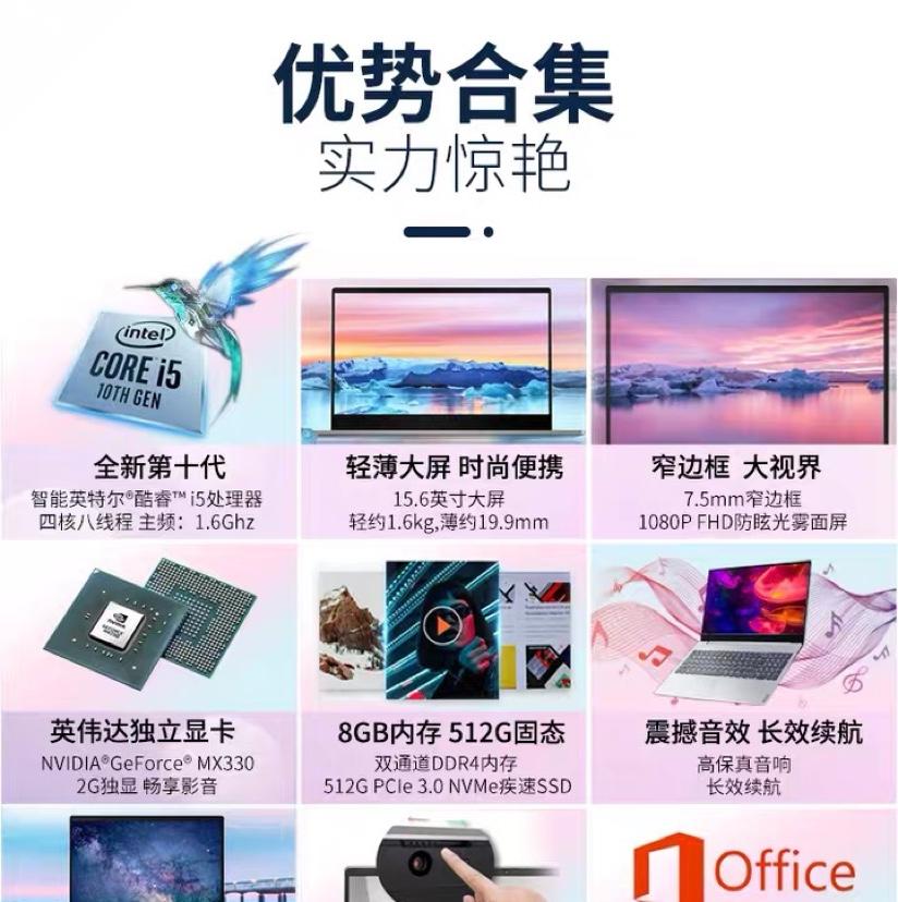 联想笔记本电脑IdeaPad15s2020
