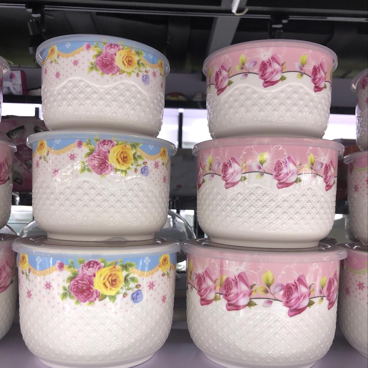套三储物罐一件16套花色混装10件起批