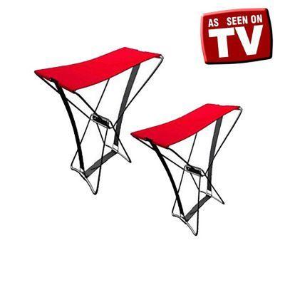 TV产品 折叠钓鱼椅便携迷你 折叠凳