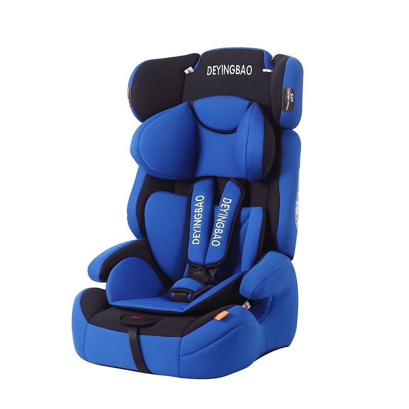 儿童安全座椅蓝色纯色汽车用品 / 安全/应急/自驾