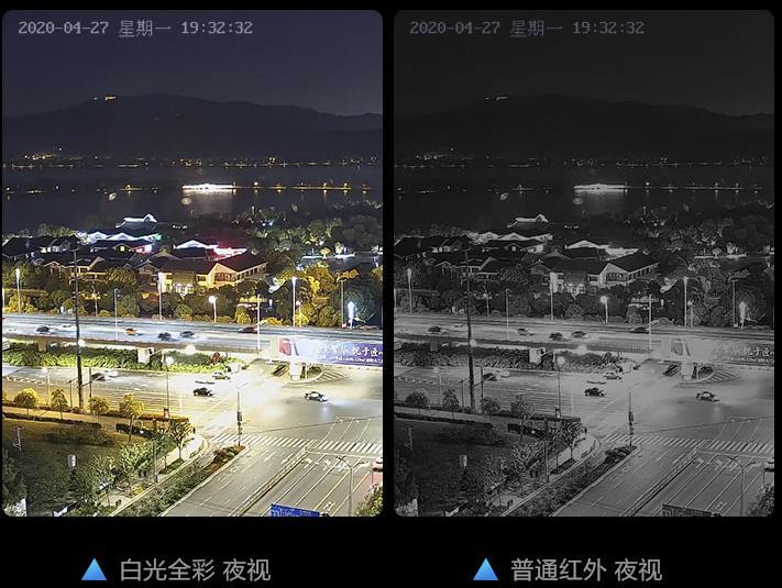 200万白光全彩摄像机DS-2CD3T26WD-L(B)(国内标配)