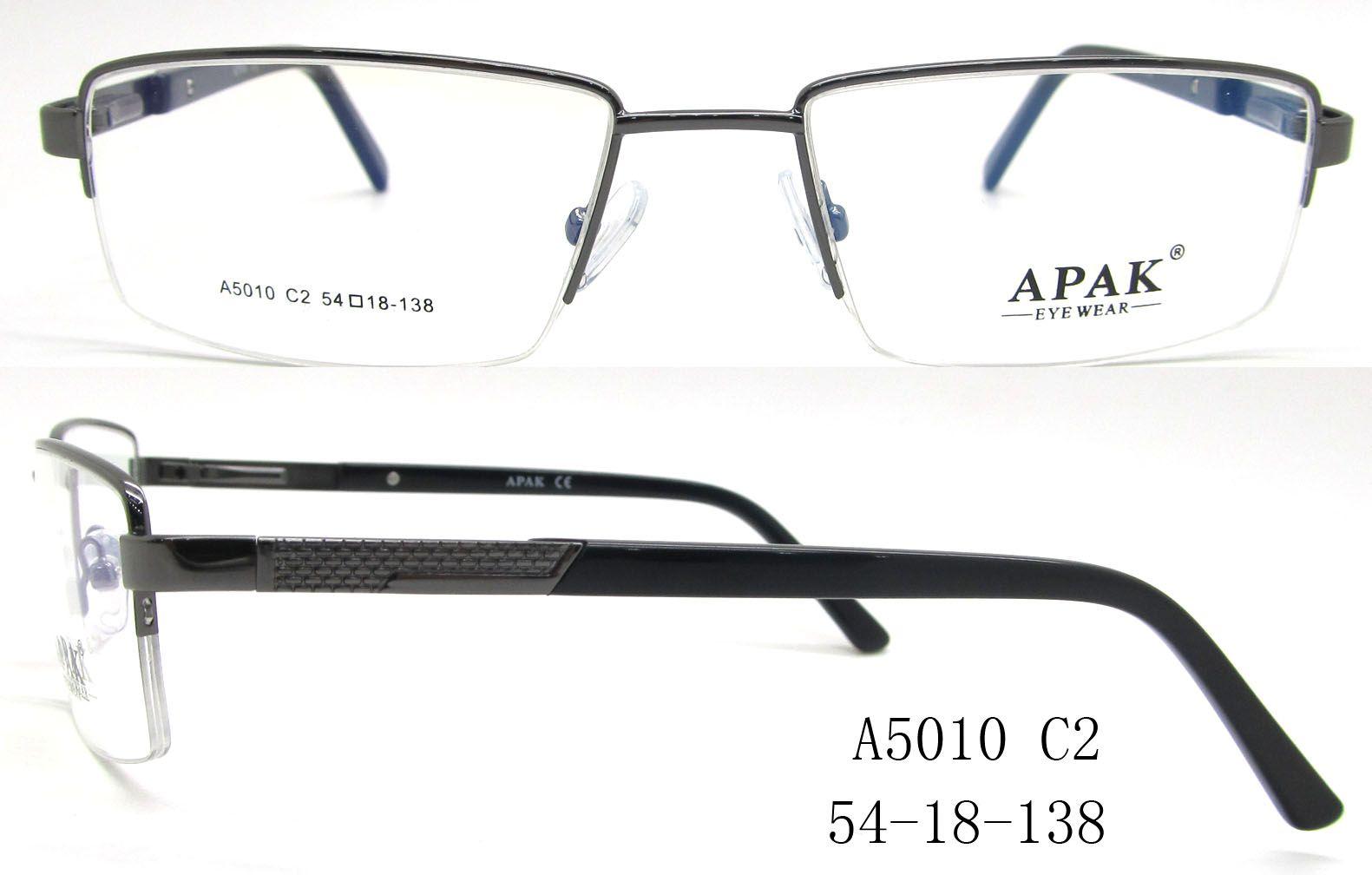 高档金属眼镜架A5010