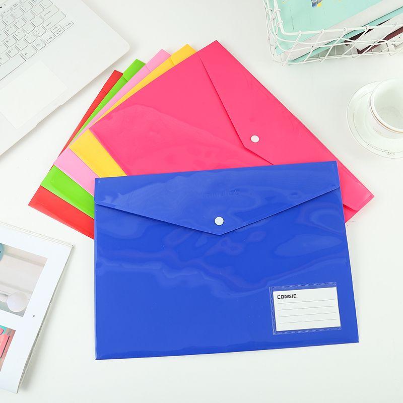 科妮FC平面文件袋文件夹管理夹E8224
