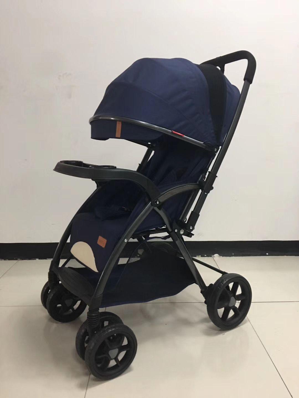 婴儿推车可坐躺轻便折叠儿童手推车新生儿宝宝避震四轮推车Z6H
