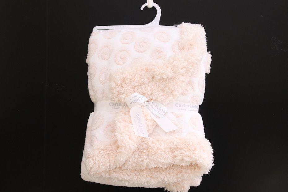 0-2岁新生宝宝珊瑚绒圈圈双层 四季可用