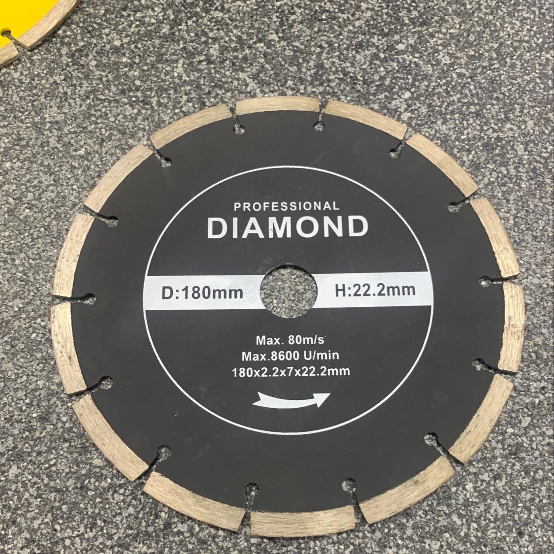 切割片黑DIAMOND