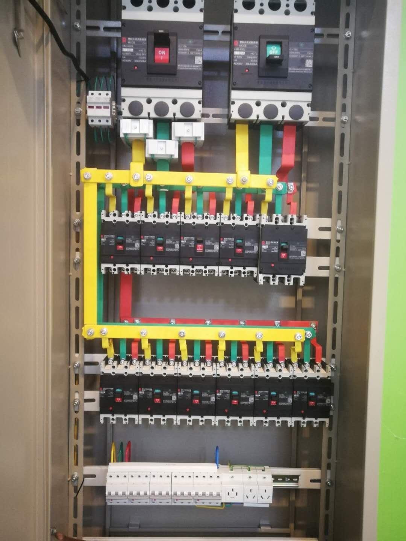 自制多功能动力柜安全可靠耐用精致专业支持定做设计精致