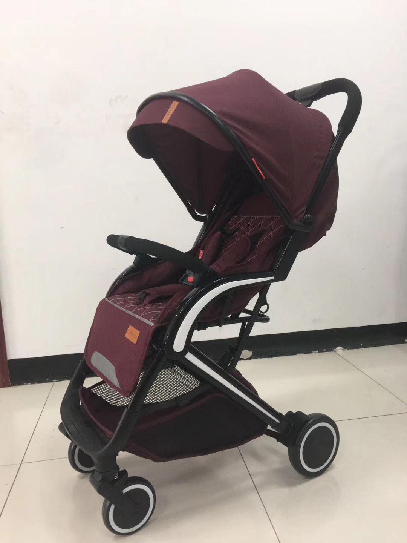 婴儿推车可坐躺轻便折叠儿童手推车新生儿宝宝避震四轮推车z3-a