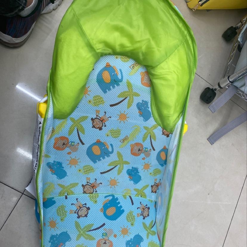 婴儿洗澡椅,高质量彩色盒子包装