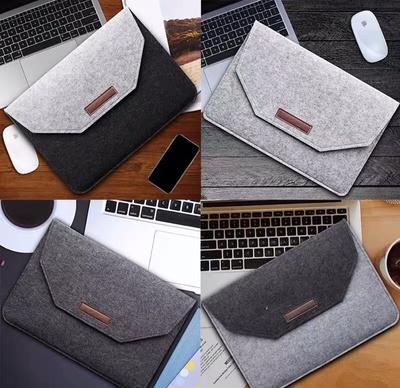 电脑内胆包毛毡电脑包防震环保logo定制
