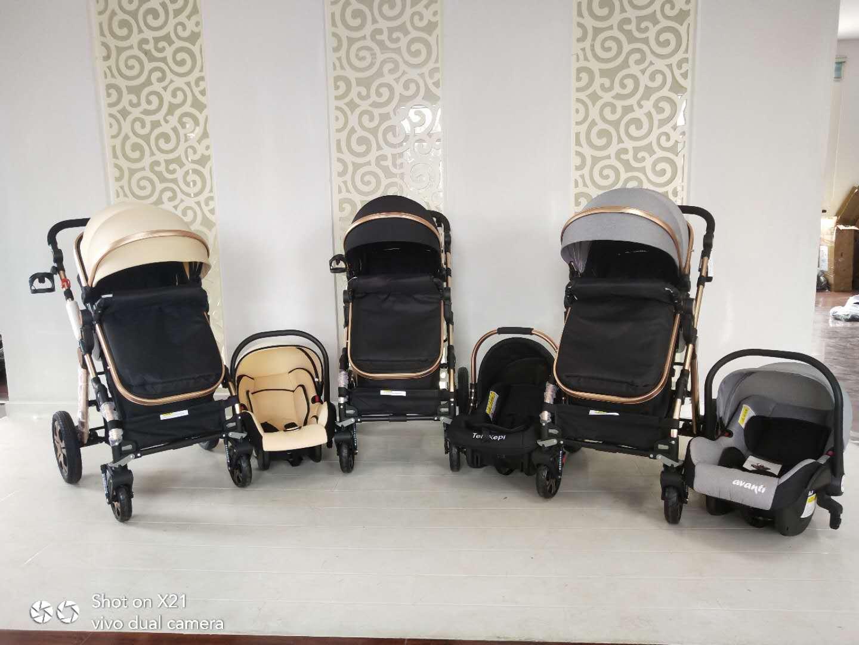 婴儿推车折叠推车5