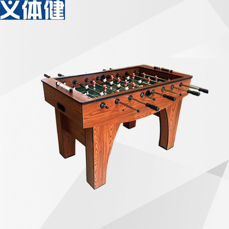 HJ-Y3504会军义体健豪华足球机成人桌上足球桌面足球游戏机