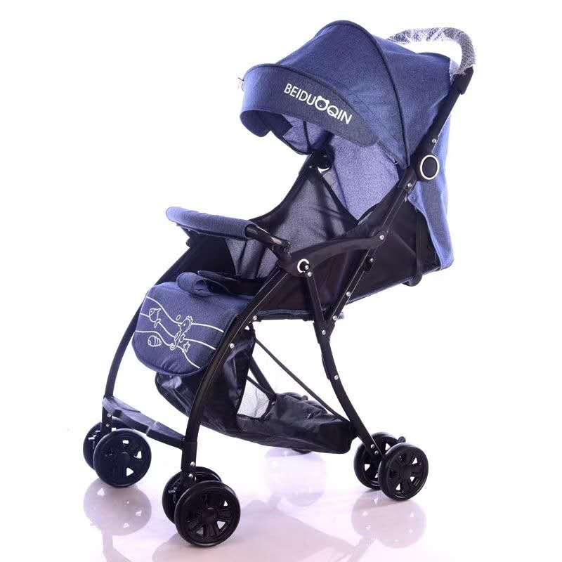 婴儿推车折叠推车2