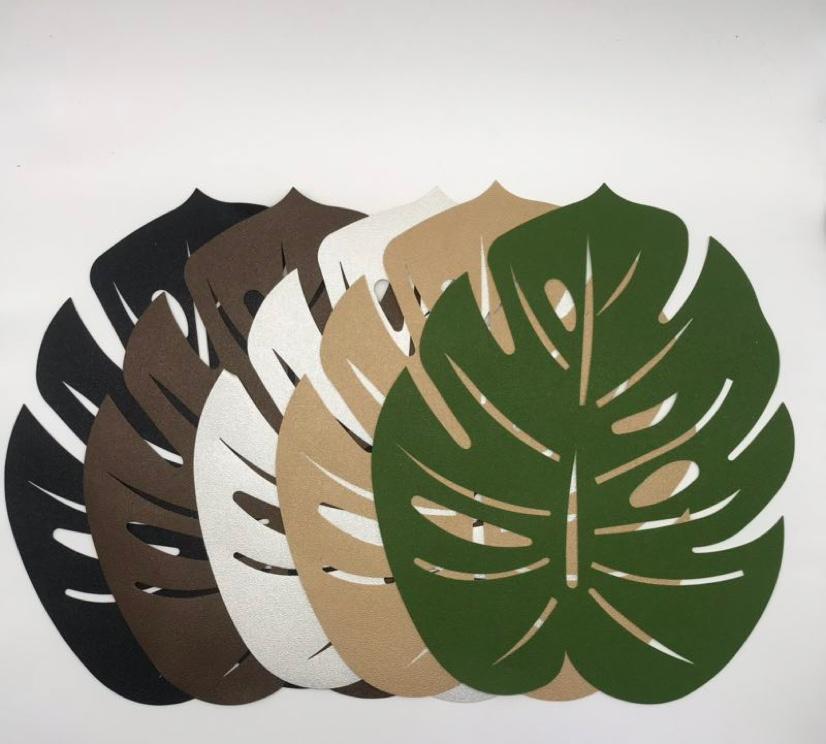 PVC镂空树叶