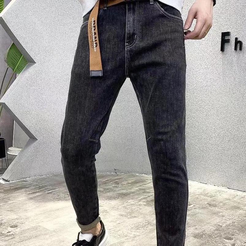 牛仔裤超软