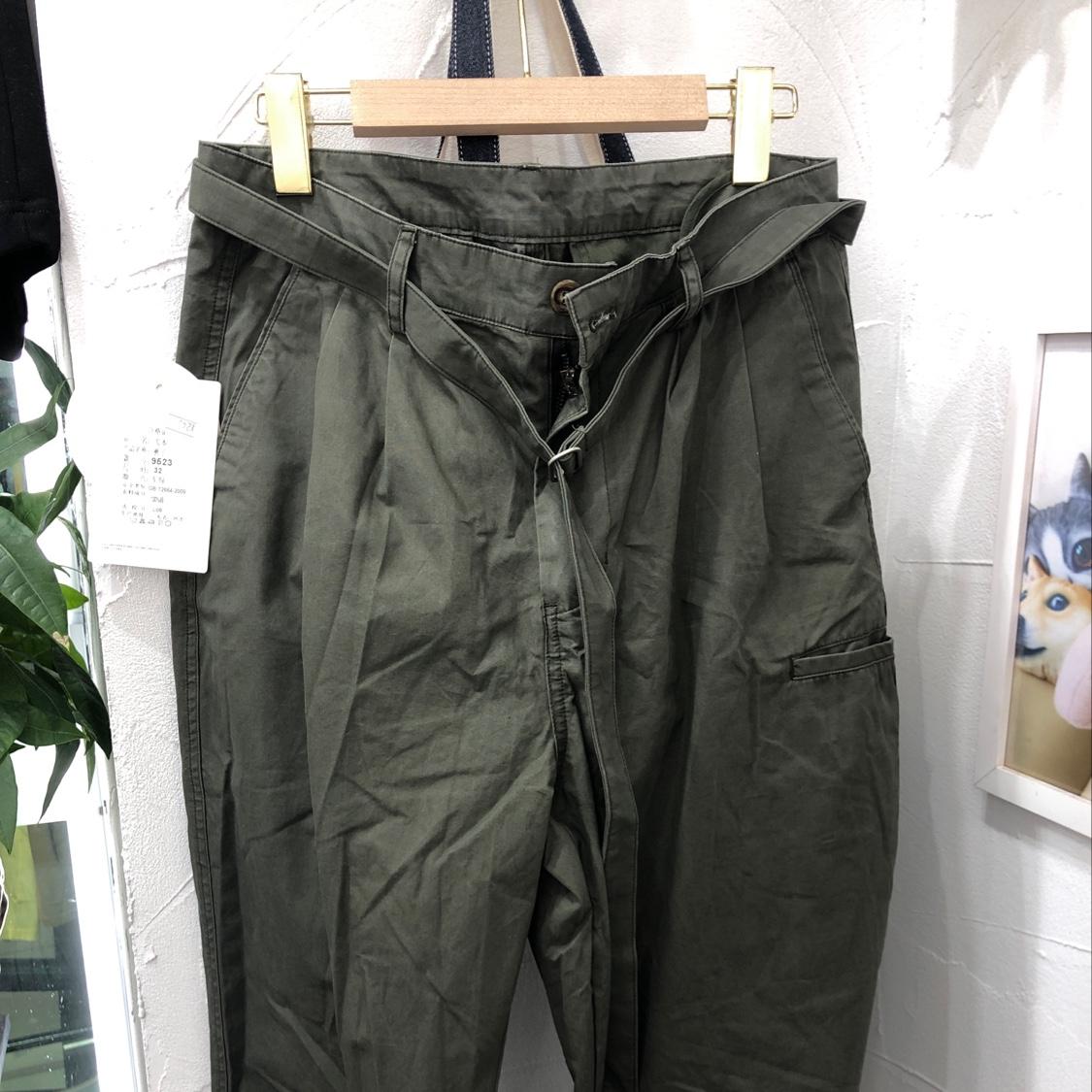 休闲长裤子8