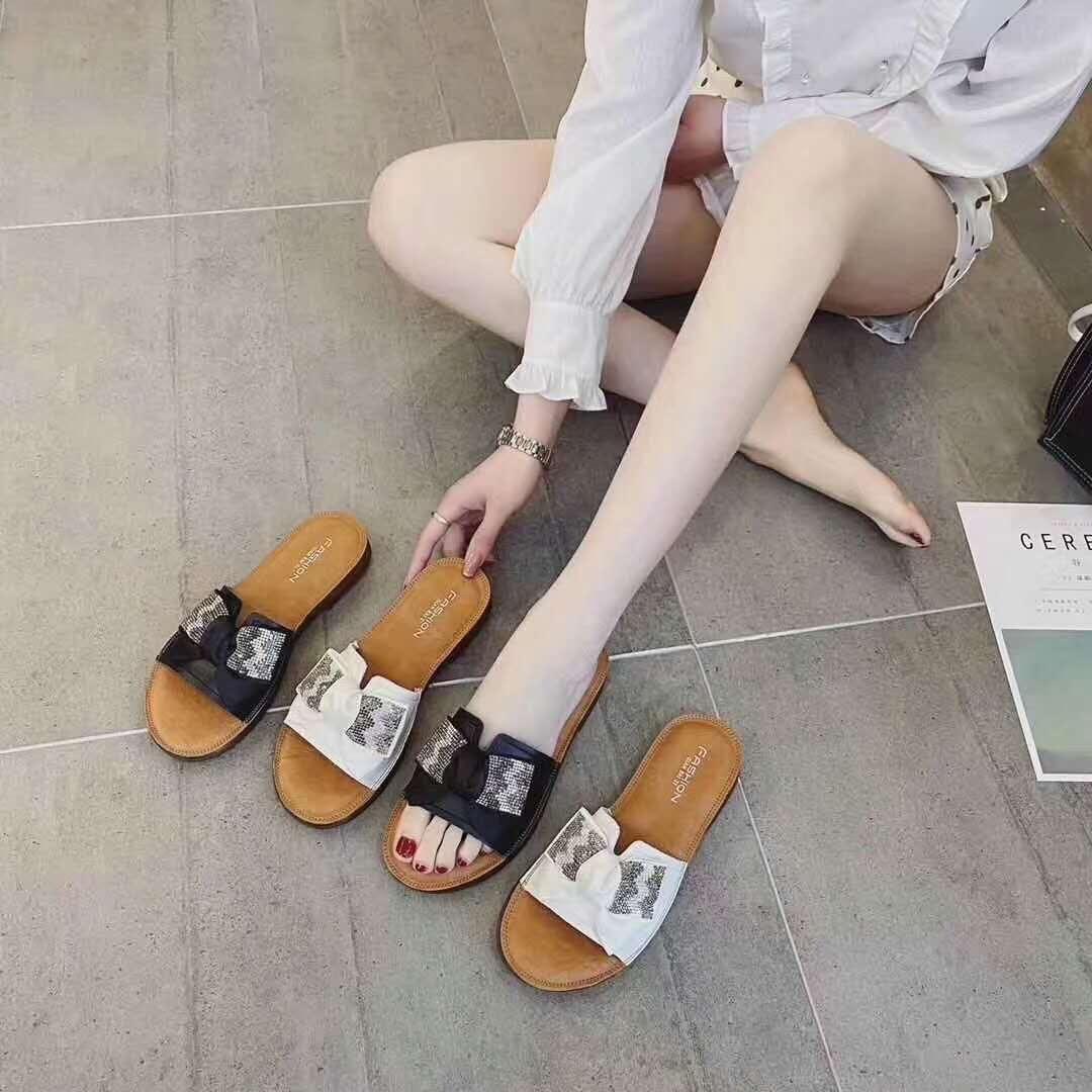 精品潮流时尚新款女鞋拖鞋