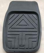 型   号(HC4013) 5片  黑色  PVC 脚垫