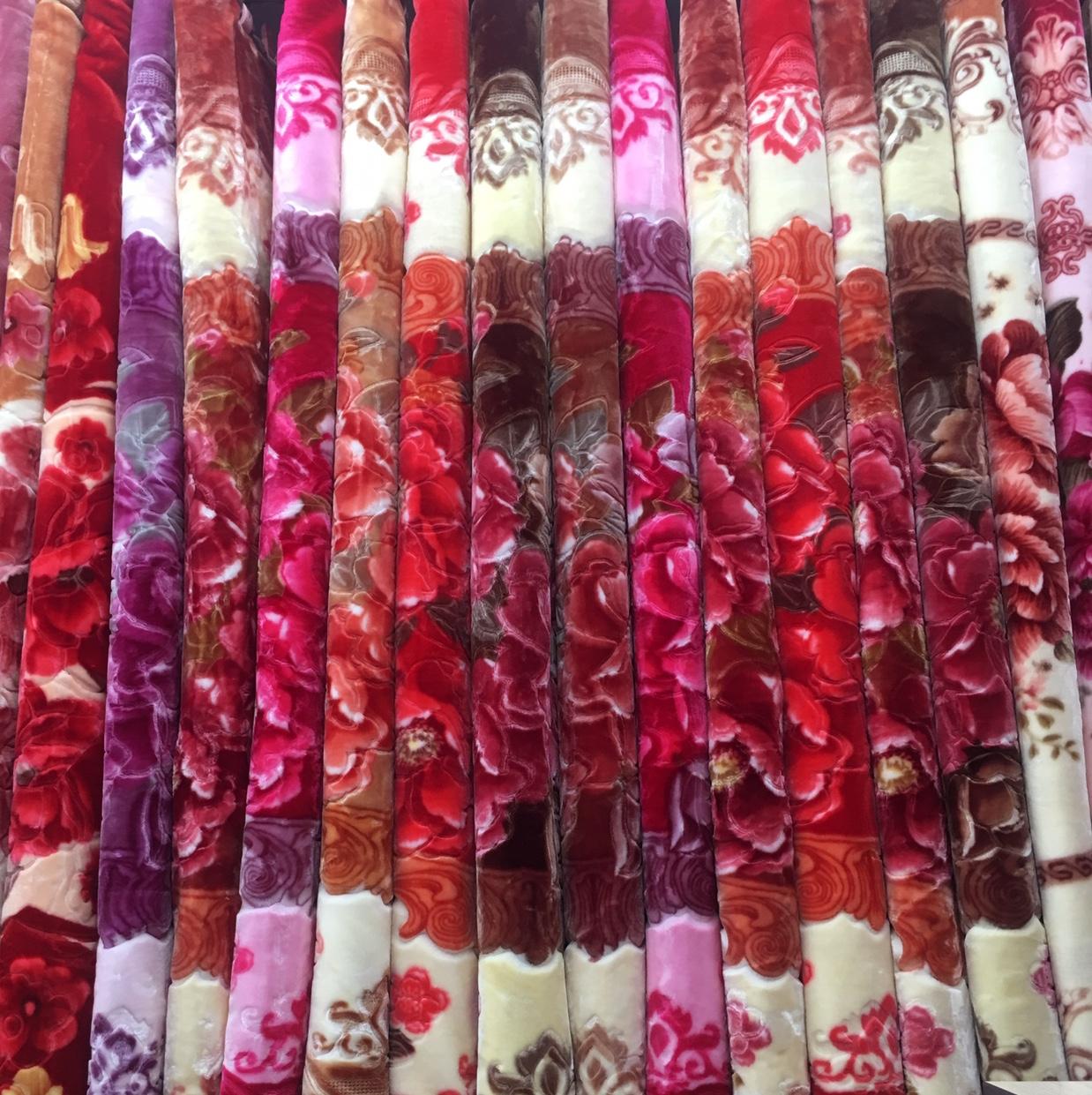 高品质毛毯