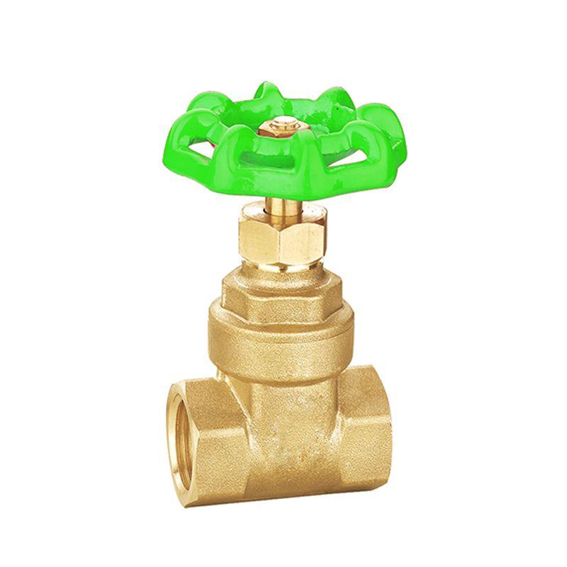 黄铜闸阀 brass gate valve