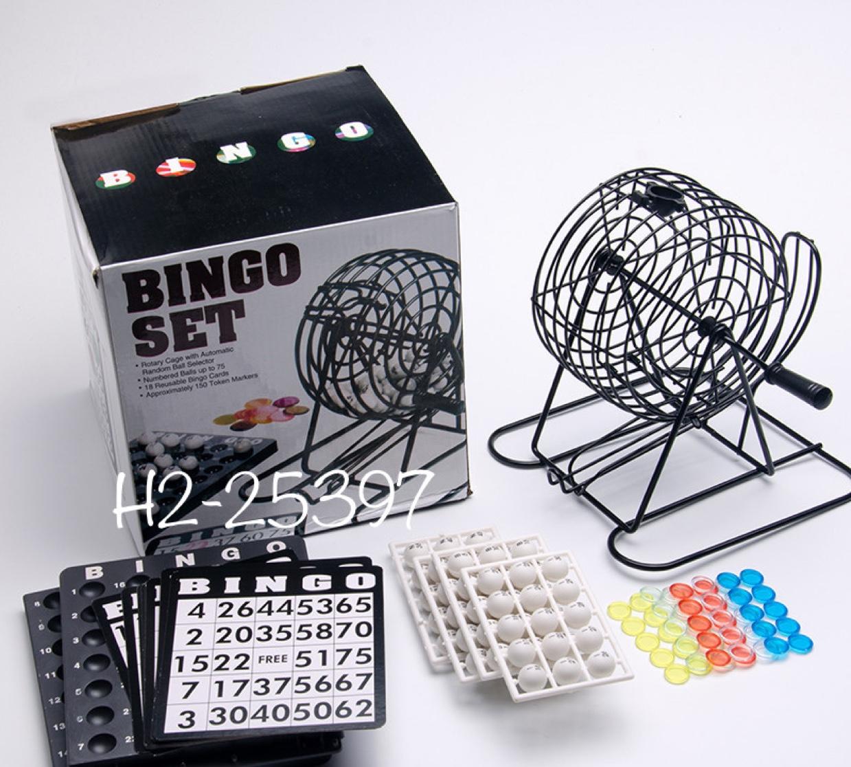 宾果摇奖机/Bingo game set