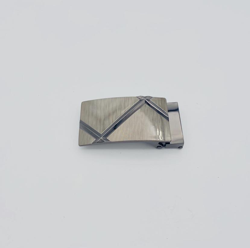 3.5外穿激光挂扣高档广州品质带夹皮带扣款6