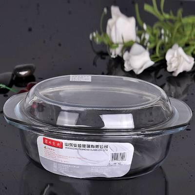 菲内克斯钢化玻璃煲3.5L