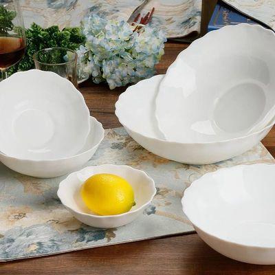 钢化玻璃汤碗  6寸