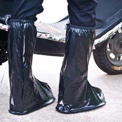高筒PVC防雨鞋套