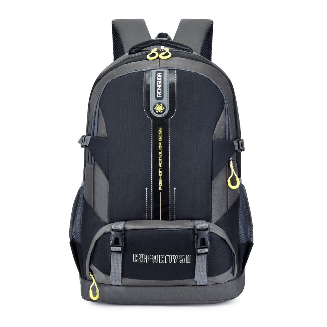 户外徒步背包旅行双肩背包学生书包休闲电脑背包